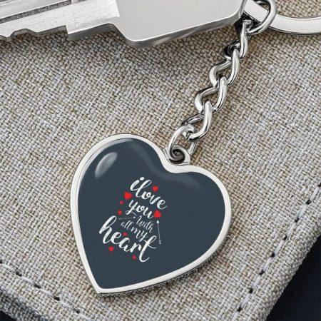 personalized keychain for boyfriend