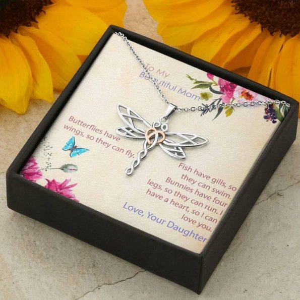 unique mothers day necklace